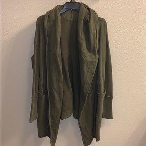 Free People Comfy Coat XS